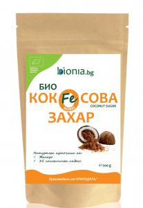 Кокосова захар Биониа