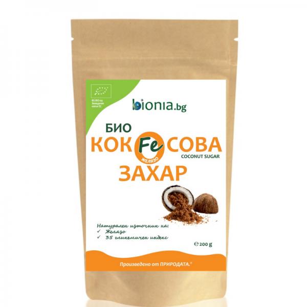 Bionia Bio Coconut Sugar 800x800