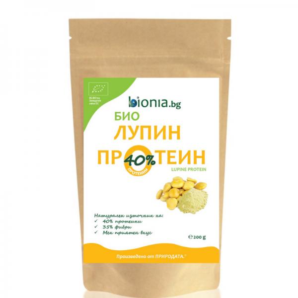 Bionia Bio Lupin protein 800x800