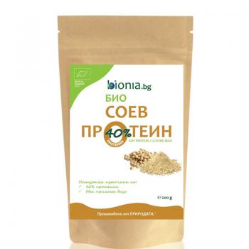 Bionia Bio Soy protein 800x800