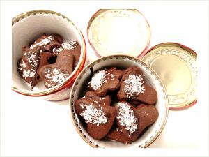 Биониа какаови бисквитки