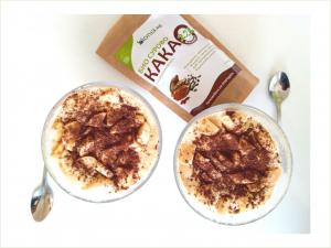 Биониа крем-тирамису с какао
