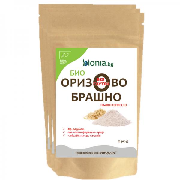 Био оризово брашно Биониа